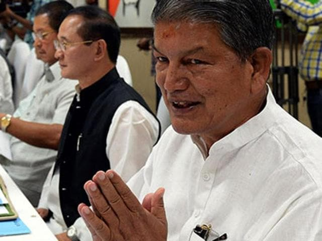 Rawat inaugurated 34 MDDA projects worth Rs 361.17 crore in the state capital and housing scheme for middle class, high class, Indira Amma Canteen, River Front Development, parks and road widening of Turner Road and upgrade of Lakhibagh cremation ground.