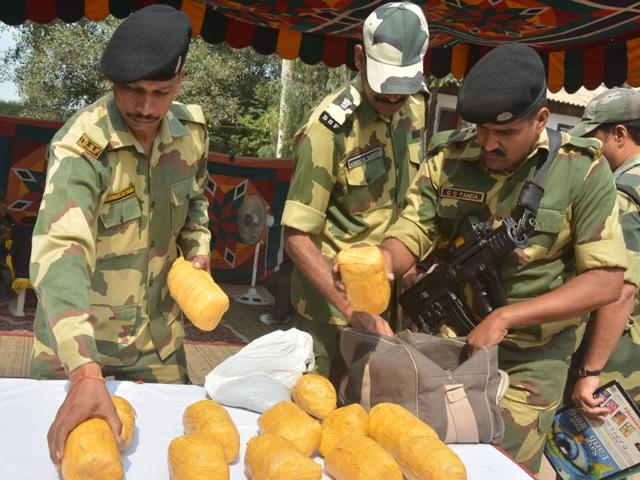 BSF,Indo-Pak,Heroine