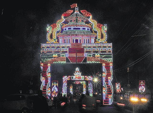 Inflation,Durga Puja,Jharkhand