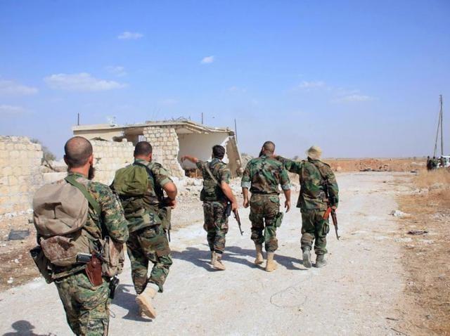 Syria,Iran,US