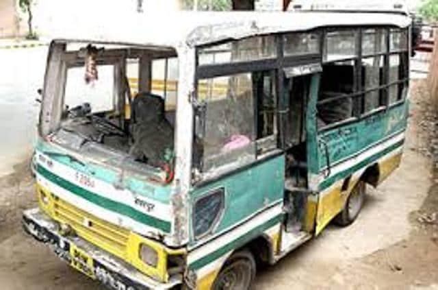 road accident,Jammu and Reasi,mini bus