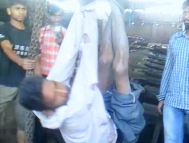 viral videos,Amritsar factory,Nepalese migrant