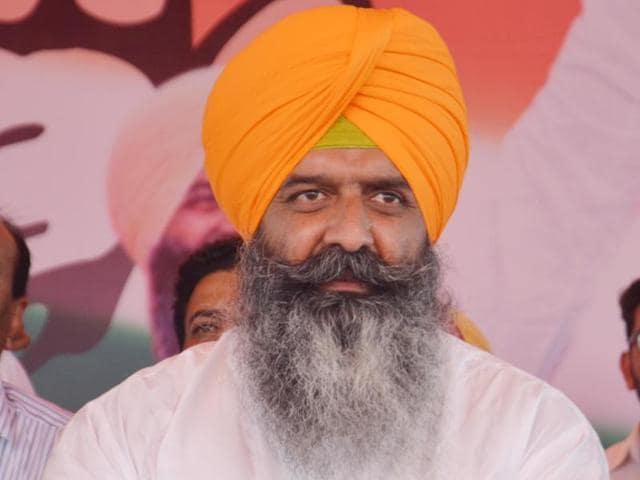 Punjab Congress,Congress MLA,Ramanjit Singh Sikki