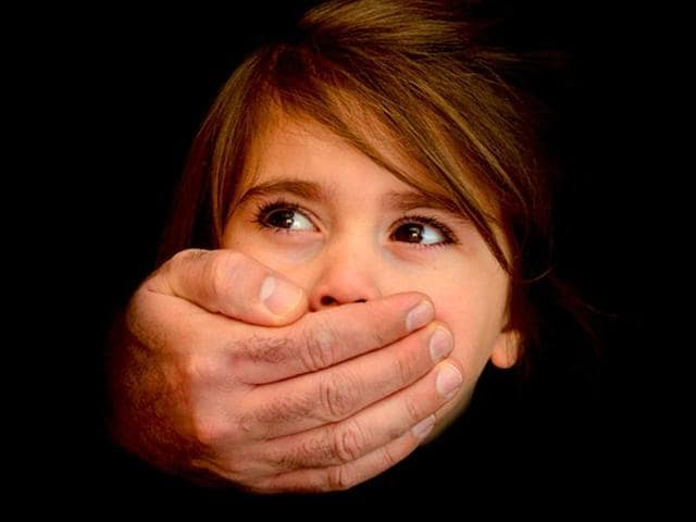 A two and a half years old girl was allegedly raped in Nangloi area in New Delhi on Saturday.