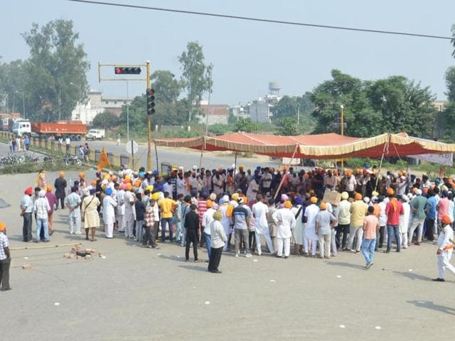 Punjab protests
