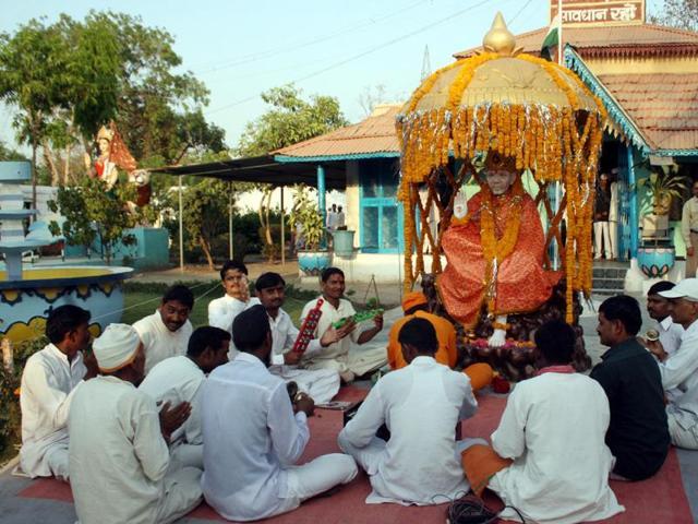 Indore central jail,Indore jail inmates observe Navratri fast,Navratri celebrations in Indore jails