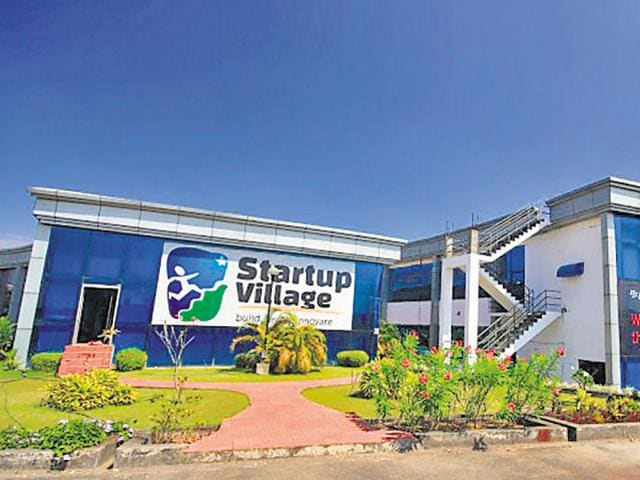 Startup Village in Kochi. It aims to launch 1,000 startups over the next 10 years and search for the next billion-dollar Indian company.