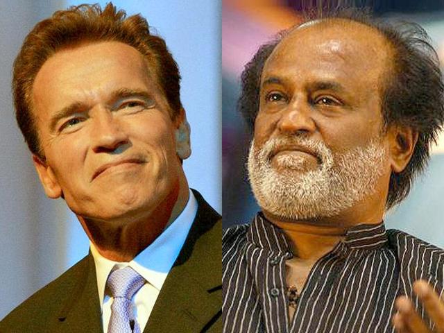 Arnold Schwarzenegger might star in Shankar's Enthiran 2, a sequel to his 2010 blockbuster Enthiran. It will star Rajinikanth and will see Arnold play the antagonist.