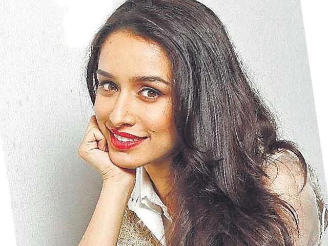 Shraddha Kapoor's gig got rained out.