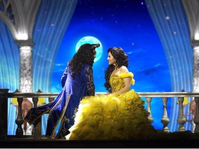 Beauty and the Beast,Disney,Vikranth Pawar
