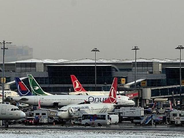 Istanbul's Ataturk airport(AFP File Photo)