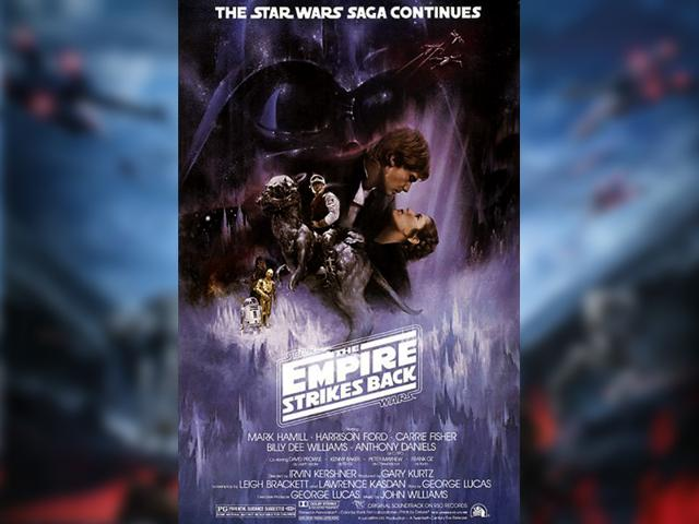 The Empire Strikes Back (1980) directed by Irvin Kershner