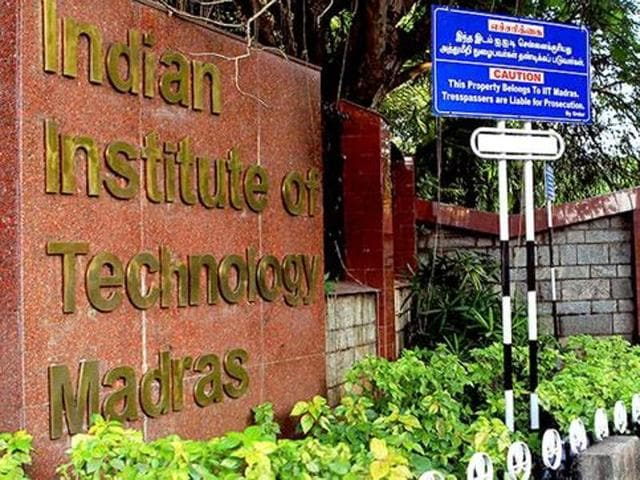 IIT-Madras suicide,IIT suicides,Tamraparani hostel