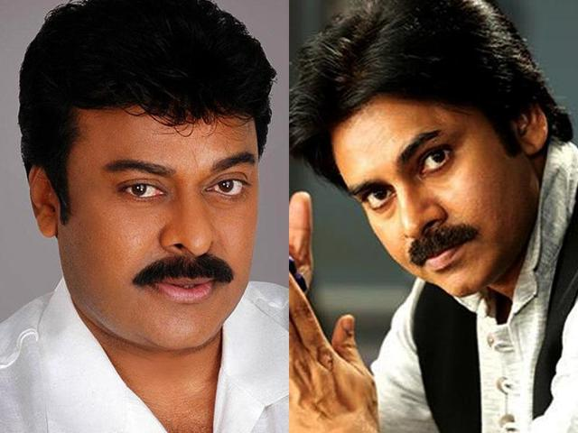 Chiranjeevi will make a special appearance in Telugu film Bruce Lee: The Fighter while Pawan Kalyan is busy with his new film Sardaar Gabbar Singh.