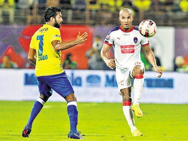 Indian Super League (ISL) 2015,Delhi Dynamos vs Kerala Blasters FC,Florent Malouda