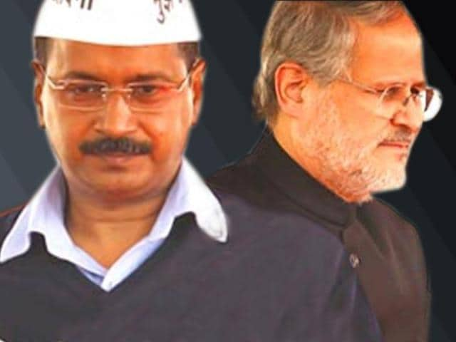 Delhi chief minister Arvind Kejriwal and Lt Governor Najeeb Jung are locked in a tussle over the appointment and transfer of bureaucrats.
