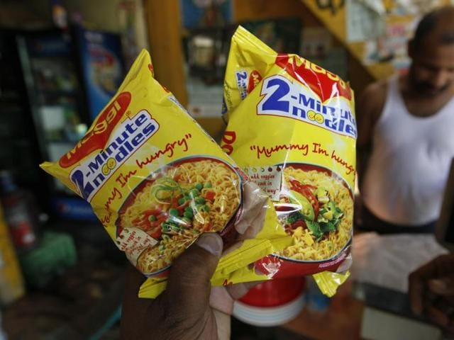 Nestle's India said on Friday it had received test results from three laboratories, mandated by the Bombay high court, and all 90 samples, covering six varieties, were safe to eat.