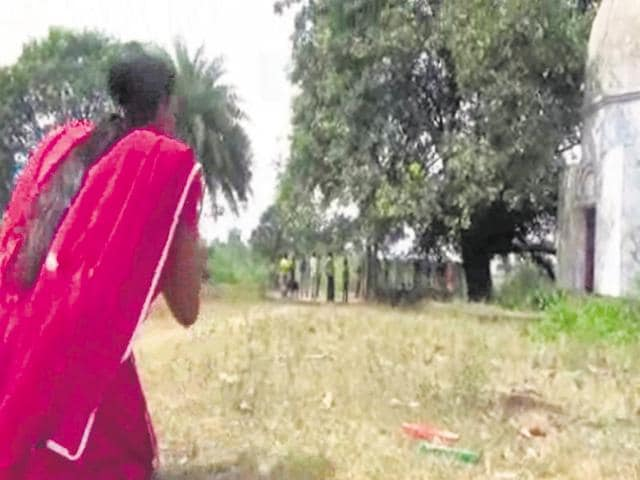 Temple,women not allowed,Bokaro