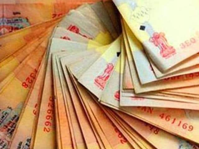 Rupee opens higher