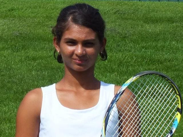 Mahak Jain is set to play in the WTA future star tournament, to be held in Singapore from October 20.