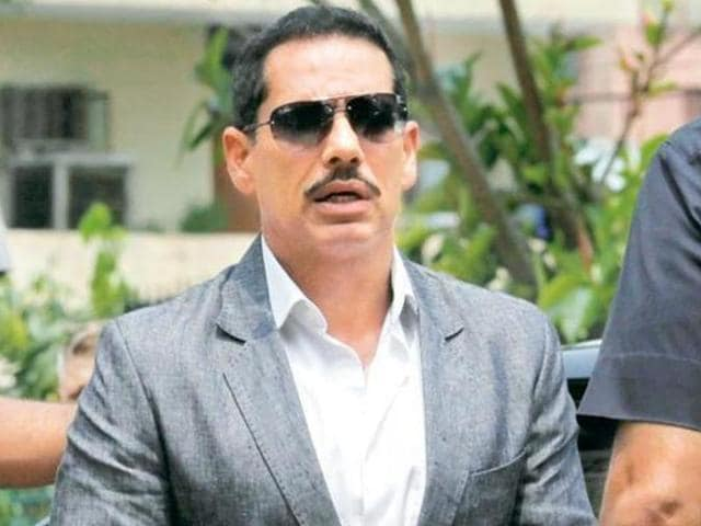 Haryana govt,Vadra's Skylight Hospitalities,Robert Vadra