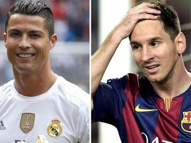 Fifa Ballon d'Or 2015,Cristiano Ronaldo,Lionel Messi