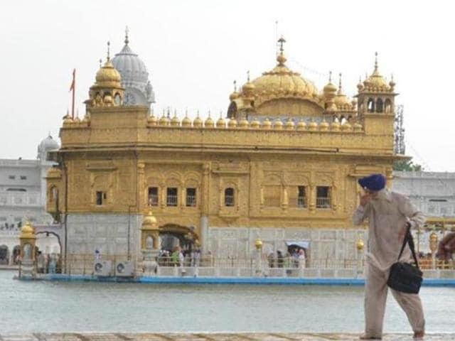 Local bodies minister Anil Joshi said the Punjab State Infrastructure Development Board (PIDB) had released Rs 3.11 crore to refurnish the road infrastructure in and around the Golden Temple.