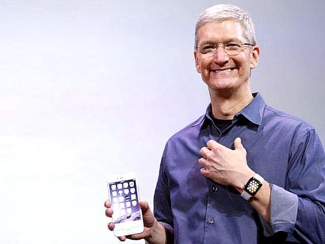 Speaking at a technology conference organised by The Wall Street Journal in Laguna Beach, California, Cook said that an additional 8.5 million people are participating in a free trial of the Apple Music service.