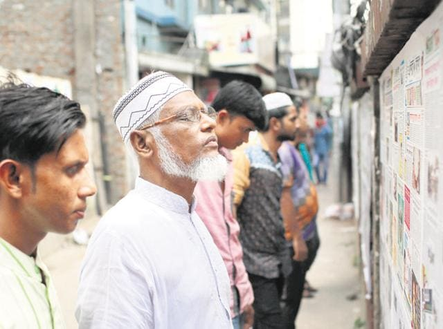 The Ansarullah Bangla Team has allegedly claimed responsibility for killing four atheist bloggers this year.(AP Photo)