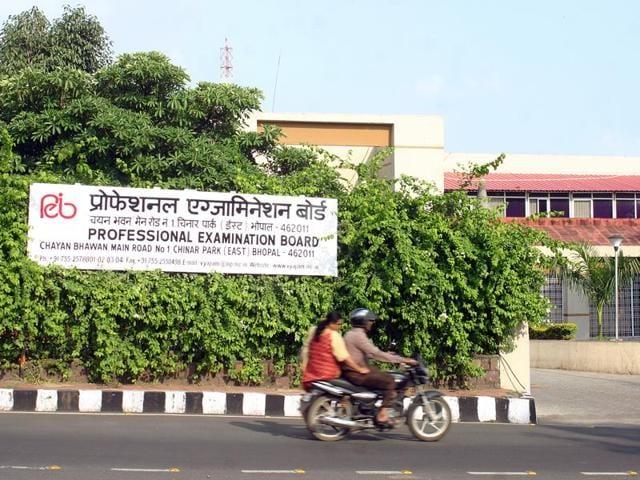 Vyapam has now been renamed Professional Examination Board.