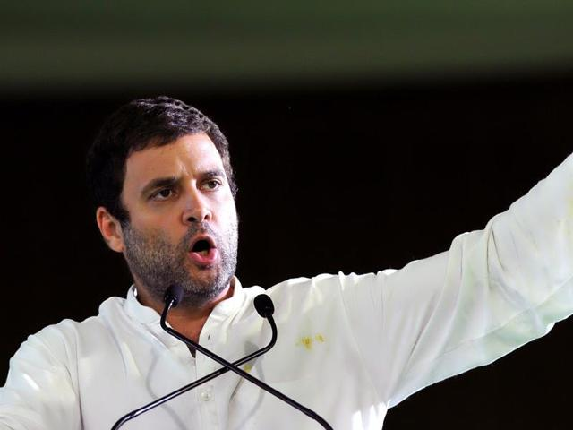 """Congress vice-president Rahul Gandhi on Tuesday said that some people """"achieve little bit and suddenly become arrogant"""" and don't talk to others with respect."""