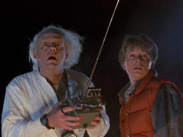 Back to the Future,Back to the Future Day,Robert Zemeckis