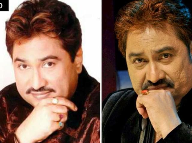 Kumar Sanu hasn't changed much.