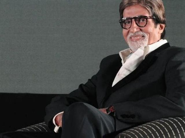 File photo of Amitabh Bachchan.