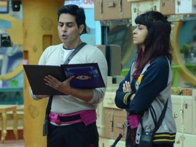 Bigg Boss called Aman and Kishwer into the confession room and appointed them as the authority in this week's task.