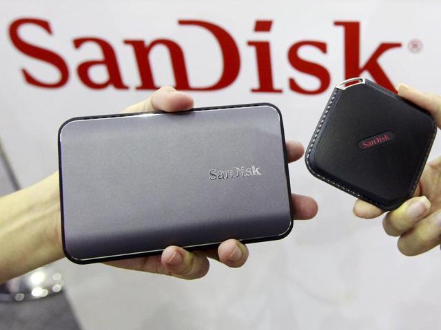 Western Digital,SanDisk,Digital Storage industry