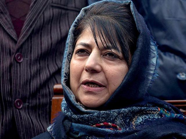PDP,Peoples Democratic Party,Mehbooba Mufti
