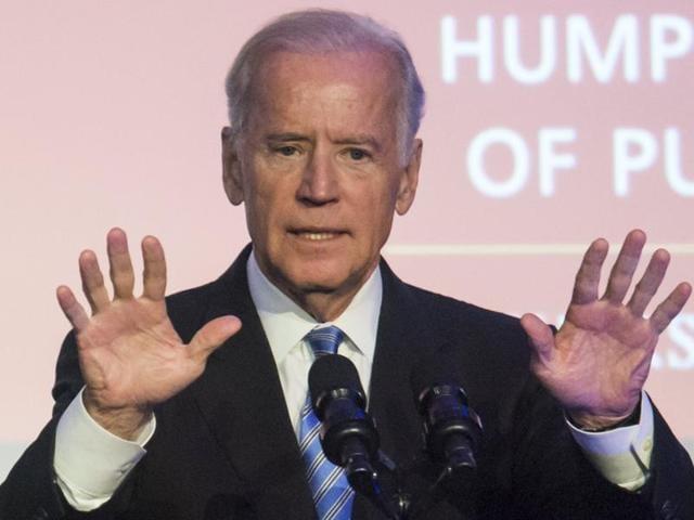 Joe Biden,US Vice President,White House race