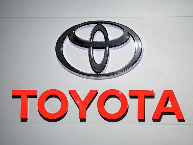 Toyota is the world's biggest automaker.