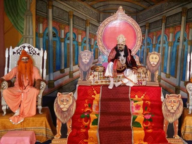 Ramlila groups,Ramlila groups promote communal harmony,Shri Ramlila Mandal Trust Nowgawh