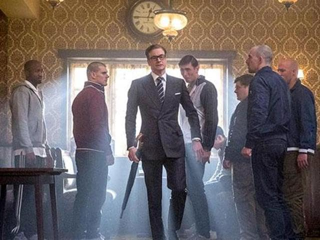 Kingsman,Kingsman 2,Kingsman The Secret Service