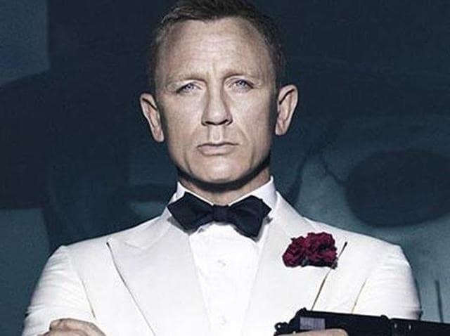 Daniel Craig said he would rather slash his wrists than play Bond again.