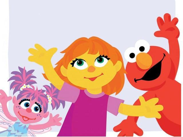 Sesame Street,Sesame Street Autism,Sesame Workshop