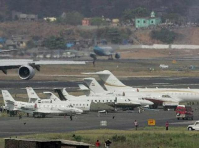 A notam issued by aviation authorities has effectively grounded all flights at Jammu airport.