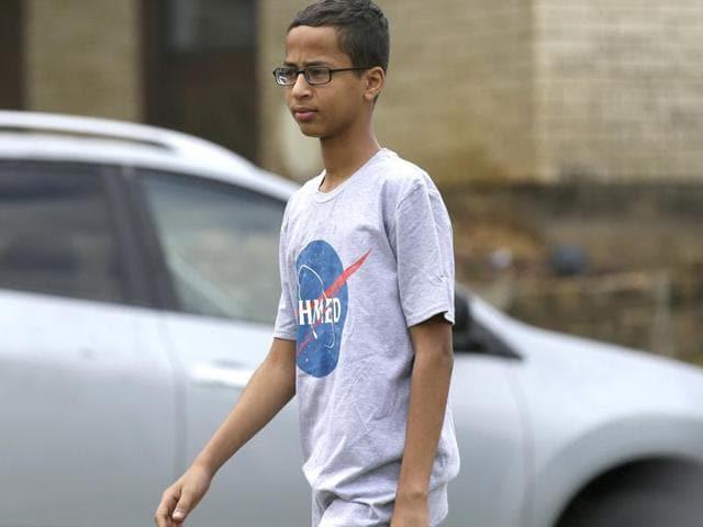 Texas teen,Muslim-American community,US