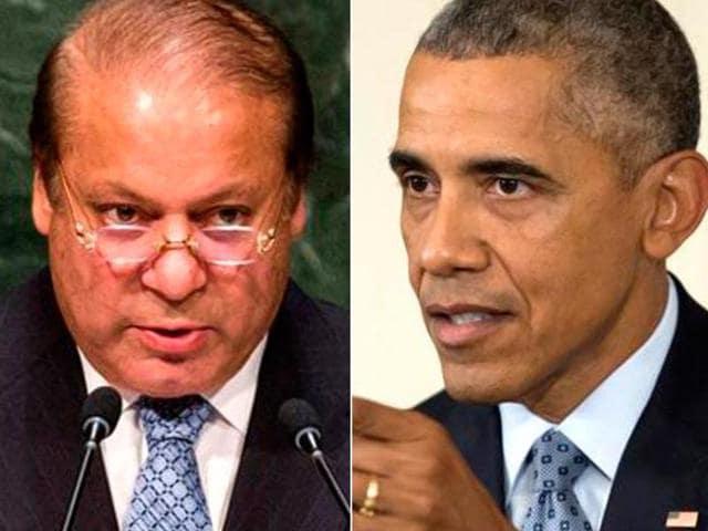 Pakistan Prime Minister Nawaz Sharif will meet US President Barack Obama on Thursday.