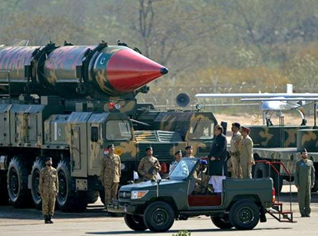 Pakistan has a nuclear weapon stockpile of 110 to 130 warheads, an increase from an estimated 90 to 110 in 2011, according to a USthink-tank.