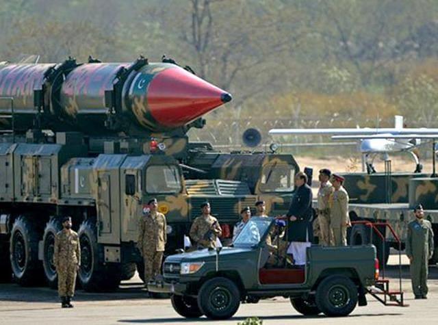 Pakistan nuclear programme