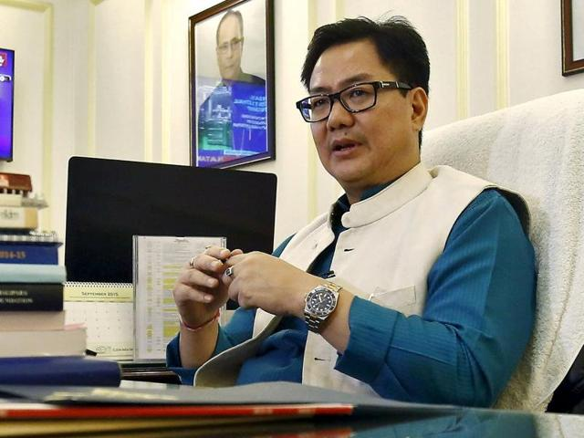 "Kiren Rijiju had agreed with the statement of a former Lt Governor of Delhi who had once remarked that north Indians ""take pride in and enjoy"" breaking rules"