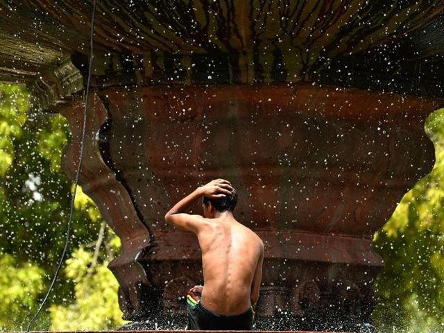 Delhi heatwave,Delhi October heat,Delhi October heatwave